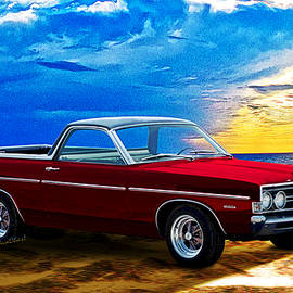 1968 Ford Ranchero Padre Island