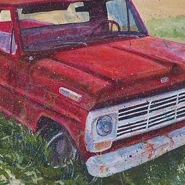 1969 F100 by Les Katt