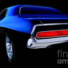 1970 Dodge Challenger by Thomas Burtney
