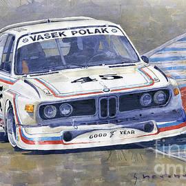 1974 BMW 3.5 CSL  - Yuriy Shevchuk