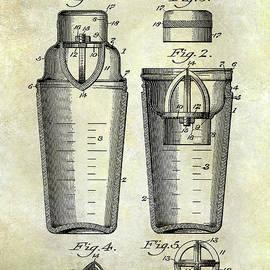 Jon Neidert - 1913 Cocktail Shaker Patent