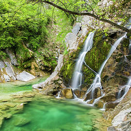 Nicola Simeoni -  A corner of paradise in the Julian Alps