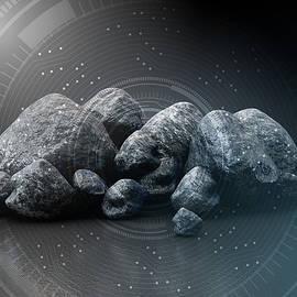 Aluminum Nugget Collection - Allan Swart