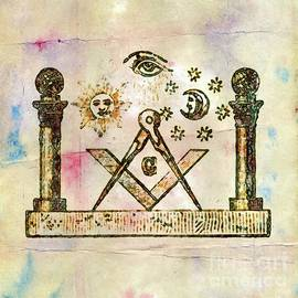 Ancient Freemasonic Symbolism by Pierre Blanchard - Pierre Blanchard