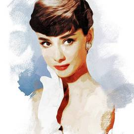 John Springfield - Audrey Hepburn, Actress