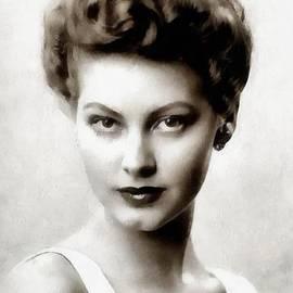 Ava Gardner, Vintage Actress - John Springfield