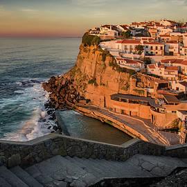 Azenhas do Mar by Carlos Caetano