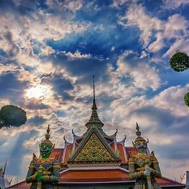 Jijo George - Bangkok Temple