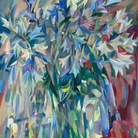 Bellflowers by Nikolay Malafeev