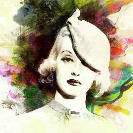 Bette Davis, Vintage Actress - John Springfield