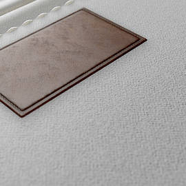 Canvas Material And Leather Label - Allan Swart