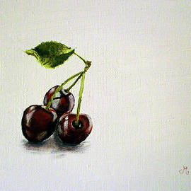 Cherries by Maria Woithofer