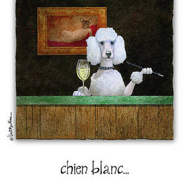 Chien Blanc... by Will Bullas