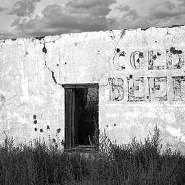 Cold Beer, Montoya, New Mexico by Rick Pisio