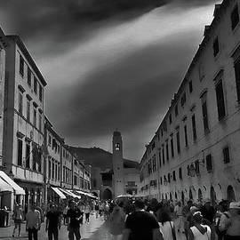 Downtown Dubrovnik - Croatia