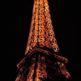 Eiffel Tower - La tour Eiffel by Clay Kirby