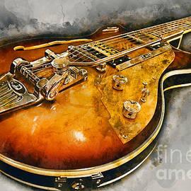 Ian Mitchell - Electric Guitar