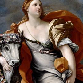 Europa and the Bull - Guido Reni