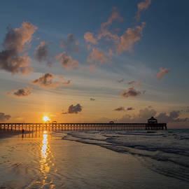 Folly Beach Sun by Todd Wise