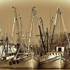 Bill Barber - Georgetown Shrimpers