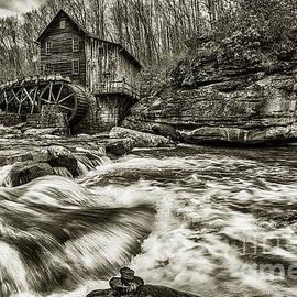 Thomas R Fletcher - Glade Creek Grist Mill