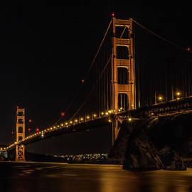 Teresa Wilson - Golden Gate Bridge 2