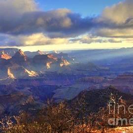 Charlene Cox - Grand Canyon Sunrise