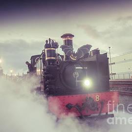 Halloween Special - Vale Of Rheidol Railway by Keith Morris