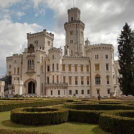 Hluboka Castle And Gardens by Aivar Mikko
