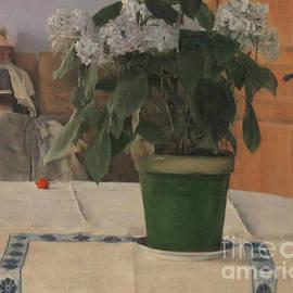Hortensia - Fernand Khnopff