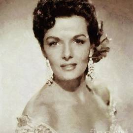 Jane Russell Hollywood Actress - Mary Bassett