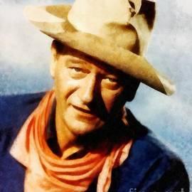John Wayne by John Springfield - John Springfield
