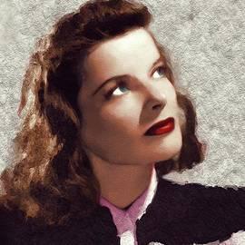 John Springfield - Katharine Hepburn, Vintage Movie Star