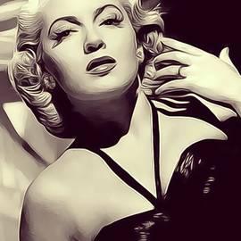 Lana Turner, Vintage Actress - John Springfield