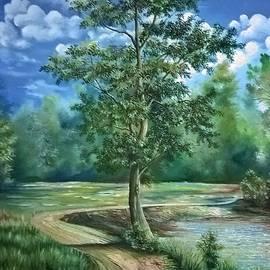 Landscape  by Abu Zunaid