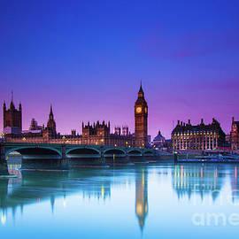 Mariusz Czajkowski - London Big Ben