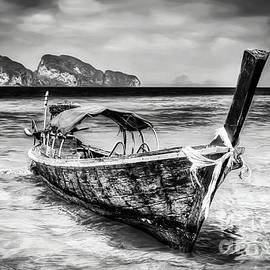 Longboat Thailand - Adrian Evans