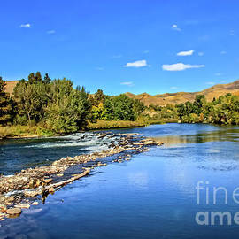 Robert Bales - Looking Up The Payette River