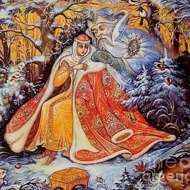 Merry Christmas by Viktoriya Sirris