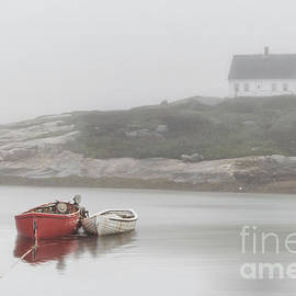 Moody Harbor by Karin Pinkham