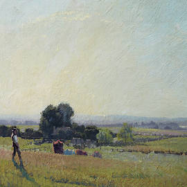 elioth gruner - morning light