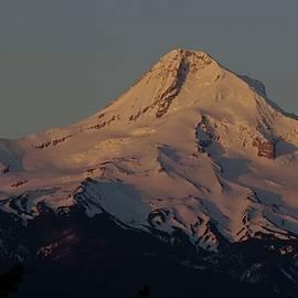Mt Hood   by Jeff Swan