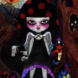 Akiko Okabe - mushroom Girl