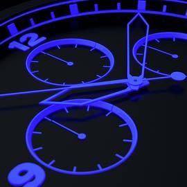 Neon Watch Face - Allan Swart