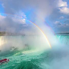 Niagara Falls - North America - Joana Kruse