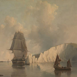 Off the Needles, Isle of Wight - Edward William Cooke