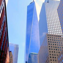 Ed Weidman - One World Trade Center