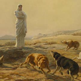 Pallas Athena and the Herdsman