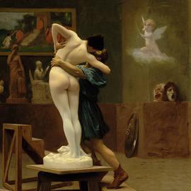 Pygmalion and Galatea - Jean-Leon Gerome