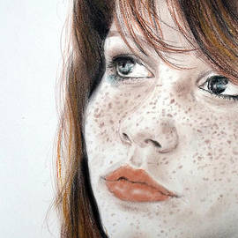 Jim Fitzpatrick - Red Hair and Freckled Beauty